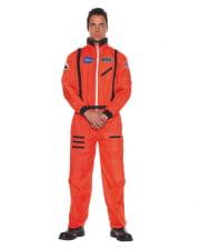 Astronaut overalls orange