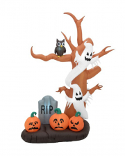 Big Ghost Tree Halloween Inflatable Figure 270 Cm