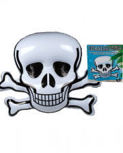 Inflatable Skull