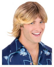 Aufreißer blond wig