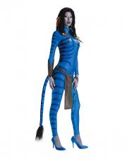 Avatar Neytiri Jumpsuit Kostüm für Damen