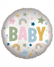 Baby Satin Foil Balloon