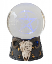 Baphomet Divination Ball With LED