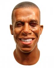 Barack Obama Schaumlatexmaske