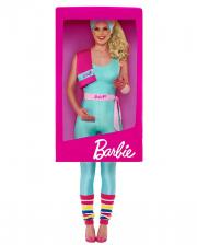 Barbie 3D Packaging Adult Costume