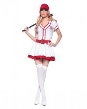 Baseball Schätzchen Kostüm S