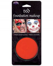 Basic Make-up Red