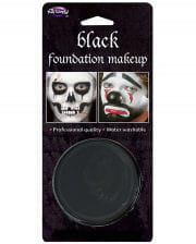 Halloween Base Makeup Black