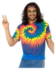 Batik Hippie Herren Kostümshirt