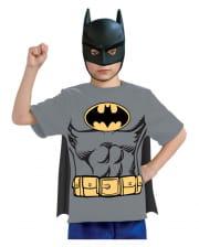 Batman Kinder Kostüm-Set