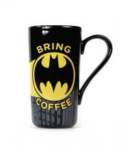 Batman Bring Coffee Kaffeetasse