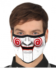 Ventriloquist Doll 3 Layer Everyday Mask
