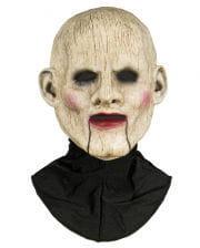 Silikon Halbmaske Bauchredner Puppe