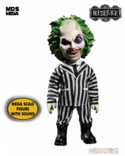 Beetlejuice Talking Action Figure 38cm