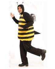 Bee Costume Plus Size