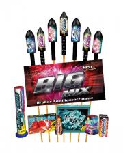 Big Mix Feuerwerk Sortiment