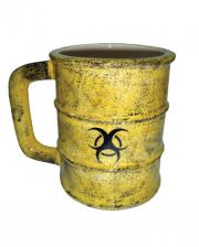 Biohazard Toxic Waste Tasse