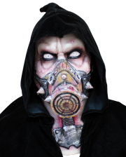 Biohazard Latex Mask