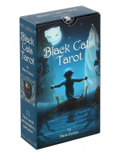 Black Cats Tarot Karten