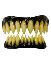 Dental FX Veneers Black Pennywise Zähne