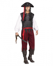 Blackhawk Pirate Costume