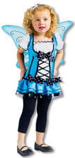Blue Fairy Tinker Costume