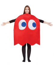 Blinky Ghost Pac Man Costume