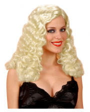 Eve / Angel Wig Blond Shoulder Length