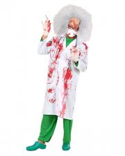 Bloody Doc Halloween Kostümkittel