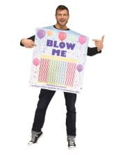 Blow Me Kostüm