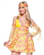 Flower Child Mini Dress Large