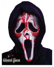 Blutende Scream Maske