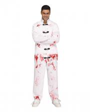 Bloody Psychiatry Passenger Costume One Size