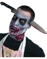 Bloody Zombie Kitchen Knife