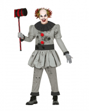 Bobby The Killer Clown Costume For Adults