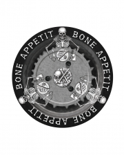 Bone Appetit Paper Plate 8 Pieces