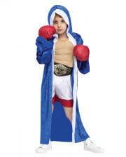 Boxing World Champion Toddler Costume