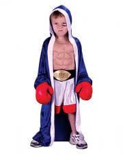 Boxweltmeister Kleinkinderkostüm