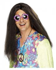 Hippy wig brown