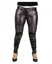 Burleska Faith Brown Trousers