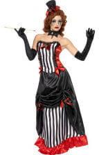 Burlesque Vampire Lady Costume