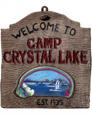 Camp Crystal Lake Shield
