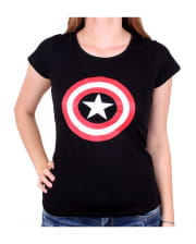 Captain America Women's T-Shirt The Shield