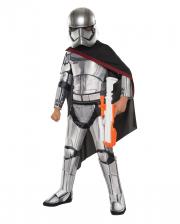 Captain Child Costume DLX Phasma