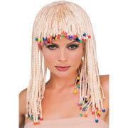 Caribbean Girl Perücke blond