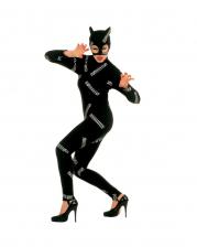 Catgirl Damen Catsuit Kostüm