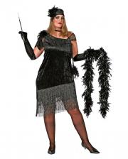 Charleston Diva Kostüm Plus Size