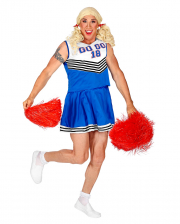 Cheerleader Men's Costume