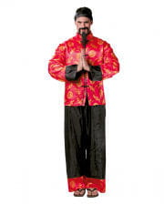 Chinese Mandarin Men's Costume