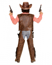 3-piece Cowboy Child Costume